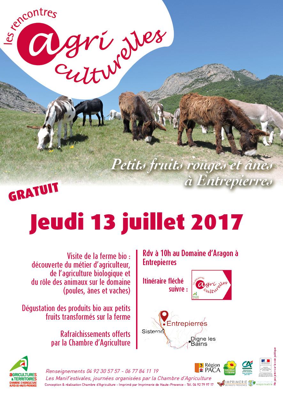 04 rencontre agri 39 culturelle autour des petits fruits for Chambre d agriculture hautes alpes