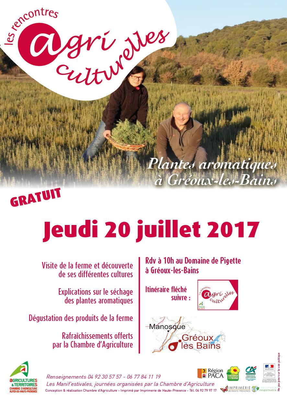 04 rencontre agri 39 culturelle autour des plantes - Chambre d agriculture des hautes alpes ...