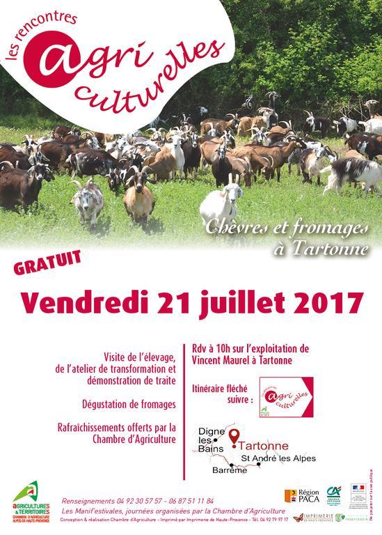 04 rencontre agri 39 culturelle autour des ch vres et du - Chambre d agriculture des alpes maritimes ...