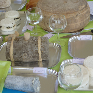 Le concours fromager des alpes maritimes chateauneuf - Chambre agriculture alpes maritimes ...