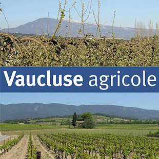 La chambre d 39 agriculture du vaucluse provence alpes c te for Chambre d agriculture du doubs