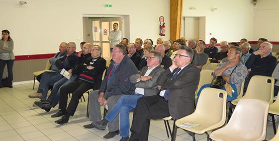 Irrigation partir du rh ne retour sur les r unions publiques agriculteurs provence alpes - Chambre d agriculture du vaucluse ...