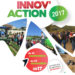 Innov 39 action dans le vaucluse chambres d 39 agriculture - Chambre agriculture alpes maritimes ...