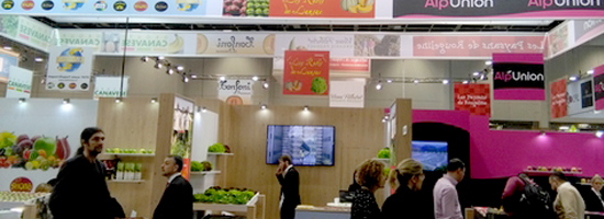 Fruit logistica berlin chambres d 39 agriculture provence - Chambre agriculture avignon ...