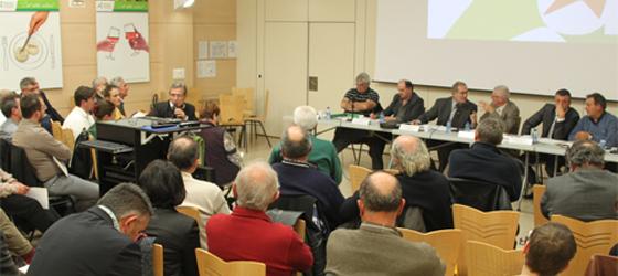 Session de la chambre d 39 agriculture des bouches du rhone for Chambre agriculture 13